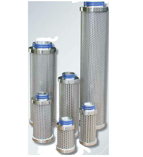 Elementi filtranti aria-gas-vapore - Sepco filtri