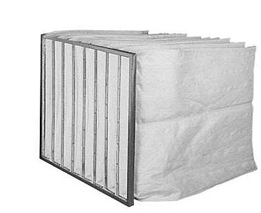 Filtri a tasche morbide - Sepco filtri